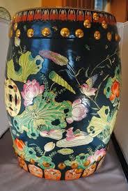 chinese garden garden stool