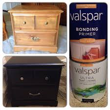 paint any wood furniture without sanding diy newbie and had no issues valspar
