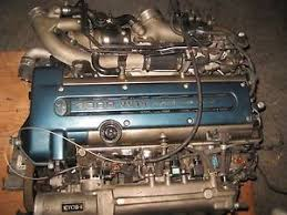 TOYOTA SUPRA ARISTO LEXUS 2JZ 3.0L TWIN TURBO ENGINE JDM 2JZGTE VVTI ...