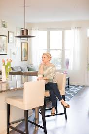 atlanta apartment tour affordable home decor inspiration