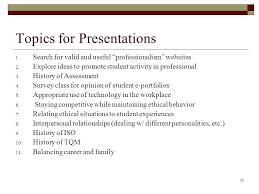ctc continuous improvement ppt topics for presentations