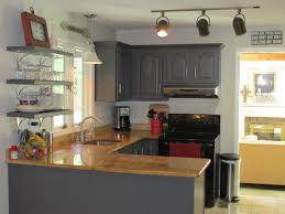 how to clean greasy kitchen cabinets before painting