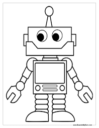 Small Picture Robot Coloring Pages 2 1 680x272jpg Coloring Pages clarknews