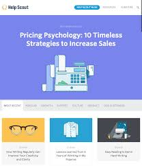 Best Blog Design Examples 17 Of The Best Examples Of Beautiful Blog Design Homepage
