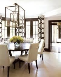 dark dining room furniture. espressocolored furniture dark woodwork oversize holly hunt lantern victoria hagan dining room u