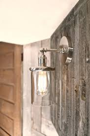 clear glass wall sconce sconce lighting clear glass shade wall sconce