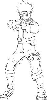 Amazing Naruto Coloring Page Download Print Online Coloring