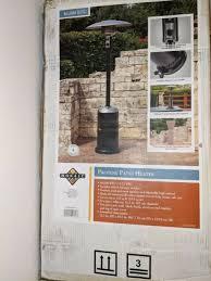 mosaic 40000 btu lpg outdoor heating