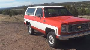 1974 Chevrolet Blazer - Overview - CarGurus