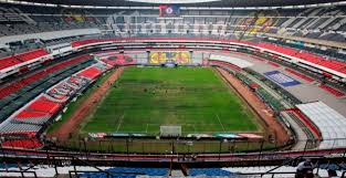 Estadio Azteca Installing Natural Surface After Turf Problems
