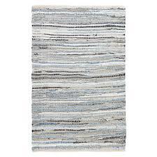 denim weave rug from john lewis