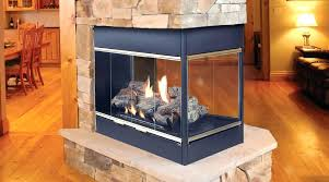 gas fireplace gas logs for fireplaces 4 types of gas fireplace venting options gas log gas fireplace