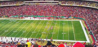 Chiefs Seating Chart With Rows Kansas City Chiefs Tickets 2019 Vivid Seats