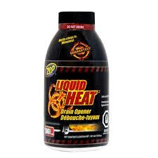 zep drain cleaner. Zep Commercial Liquid Heat 19-oz Drain Cleaner I
