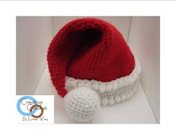 Crochet Santa Hat Pattern New Design Inspiration