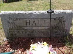 Hilda M. Holt Hall (1898-1966) - Find A Grave Memorial