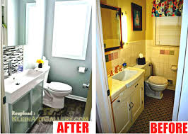 Stunning Bathroom Remodeling Ideas Before And After With Before - Before and after bathroom renovations