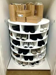 shoe rack ideas lazy storage how to make cabinet examples medium size build diy design examp shoe rack plans diy