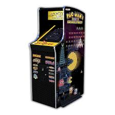 Ms Pacman Cabinet Amazoncom Namco Pacman Arcade Party Cabaret Arcade Game Machine