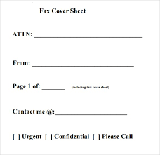 Cover Sheets Fax How To Create Your Own Fax Cover Sheet Tricksmaze