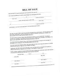Bill Of Sale Auto California Auto Bill Of Sale Template Bill Of Sale Business Free Motor Vehicle