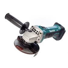 makita cordless grinder. makita dga452z 18 v body only cordless li-ion angle grinder