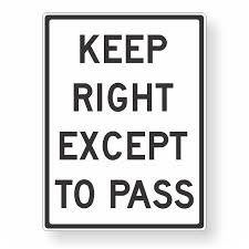 Products Signs Traffic Road Signs Keep Right