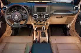 jeep interior redecorated