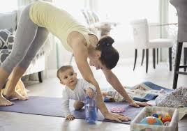 postpartum fitness and exercise after baby