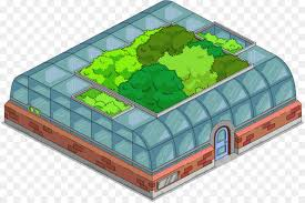 botanical garden simpsons tapped out springfield botanical gardens green grass png