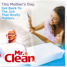 these are the absolute worst mother s day promotions ever to this advertisement for mr clean is an example of gender stereotyping it