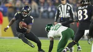 Jets Nfl Depth Chart Nfl Week 15 Pff Refocused Baltimore Ravens 42 New York