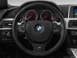 BMW Convertible bmw 6 series 2013 : Image: 2013 BMW 6-Series 4-door Sedan 640i Gran Coupe Steering ...