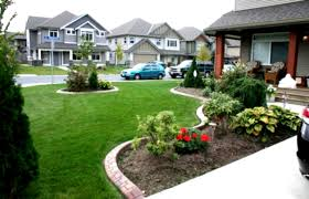 Landscaping Ideas With Low Maintenance The Garden Inspirations For Front  Yard Landscape Of House