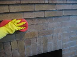 How To Clean Out Fireplace Finest Simple Clean Brick Fireplace How To Clean Brick Fireplace
