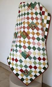 197 best QUILTs on ETSY images on Pinterest | Quilting designs ... & Lap Quilt Throw blanket Toddler quilt in red by RedNeedleQuilts, $180.00 Adamdwight.com