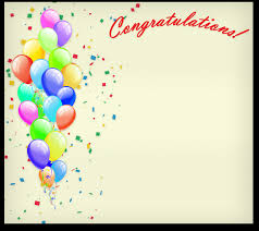 Word For Congratulations Congratulations Template Word Guatemalago