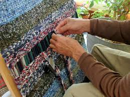 the large rag rug loom 25 x 37