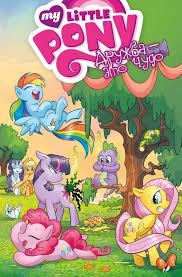 «My Little Pony. Дружба — это чудо. <b>Том 1</b>» за 600 ₽ – купить за ...