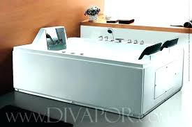 tub for two 2 person whirlpool bathtubs large rectangle jetted replace with shower tubs 7 best