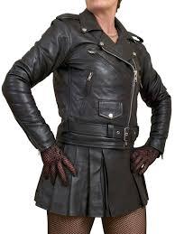 las marlon brando black leather jacket