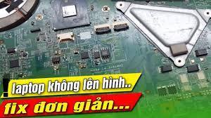 Laptop không bật được nguồn hướng dẫn sửa, xác định chipset 90% - YouTube