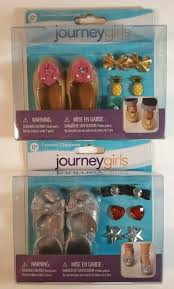 journey s clothing footwear shoes doll toys r us set of 2 pairs from toys