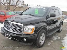 2005 Dodge Durango Limited 4x4 in Black - 554788 | NYSportsCars ...