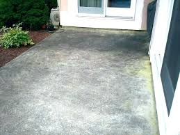 ng concrete patio elegant clean or before without best way to floor after flood bleach oil how to clean concrete