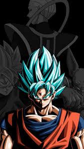 Iphone Wallpaper Goku Ssj Dragon Ball Goku Dragon Ball Z