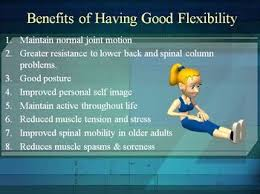Flexibility Powerpoint Presentation Pe Fitness Education