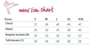 Lululemon Men S Size Chart Note To Lululemon From A Potential Investor Men Dont Buy