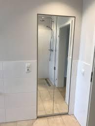 Einbauschrank Mit Spiegeltüren Für Das Badezimmer Tischlerei Schmandin