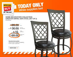 Bar Stools At Home Depot